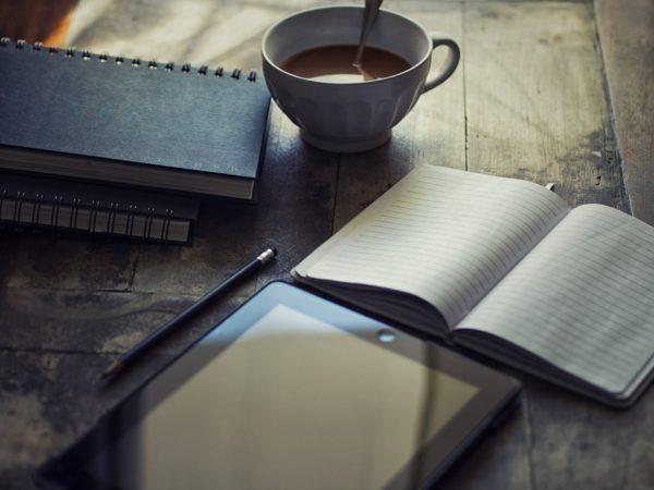 Atelier d'écriture en visio